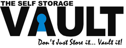 The Storage Vault logo